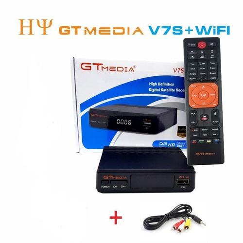 fresat v7s definition full banda c fta 1080p  hdm video