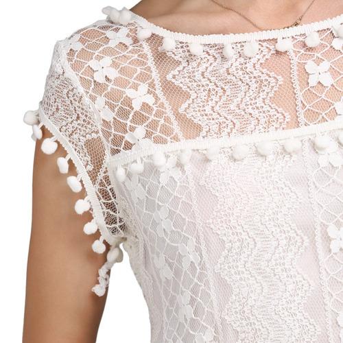 fresco estilo ronda collar sin mangas puro color mujeres enc