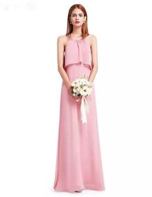 af395404a0 Vestido Casamiento Dia - Vestidos Largos de Mujer Rosa claro en ...