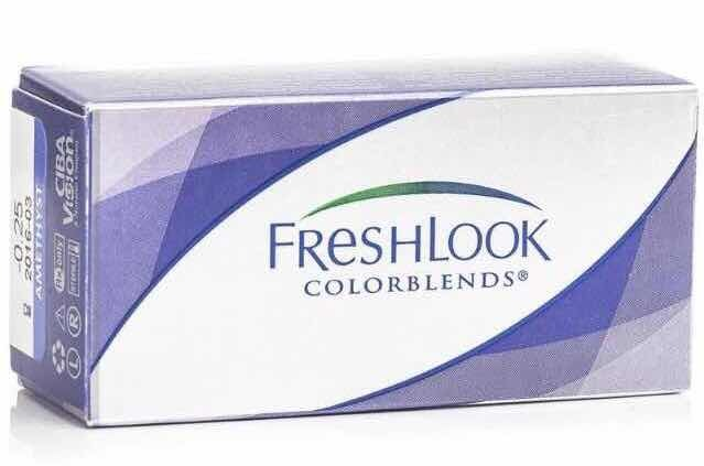 8bb86b9938ea2 Freshlook Pupilentes 12 Colores -   250.00 en Mercado Libre