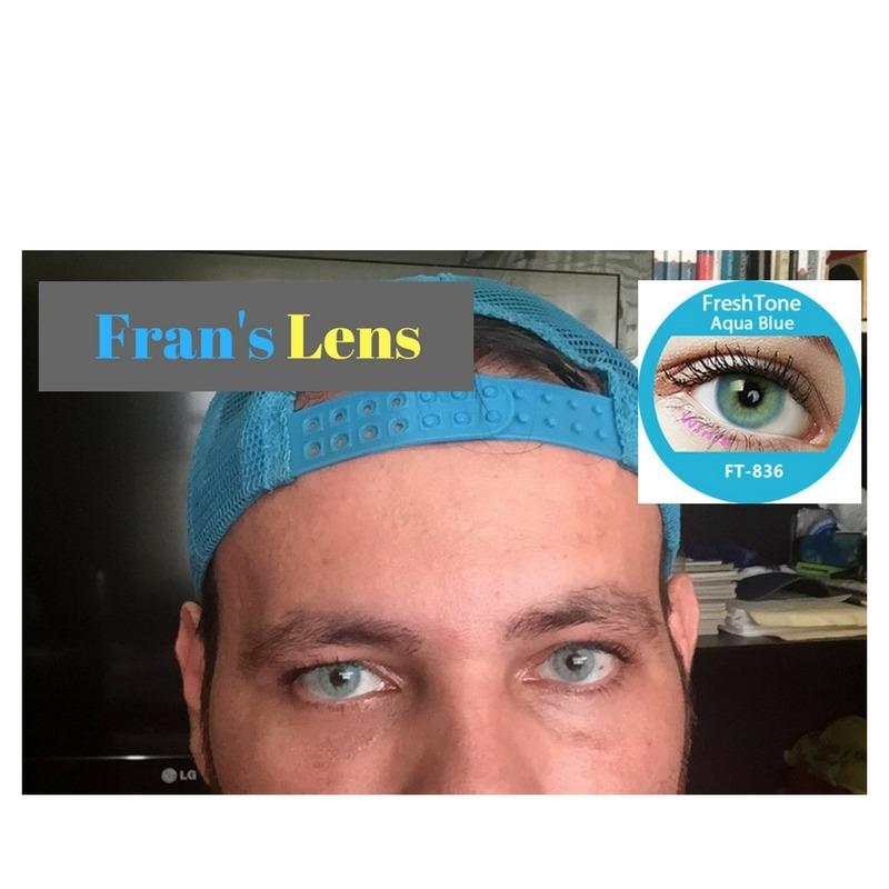 62e92ca73a758 Freshtone Lentes De Contacto Aqua Blue