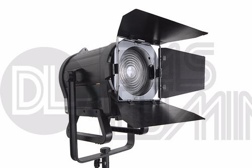 fresnel led 1000w  cine , television , fotografia y estudio