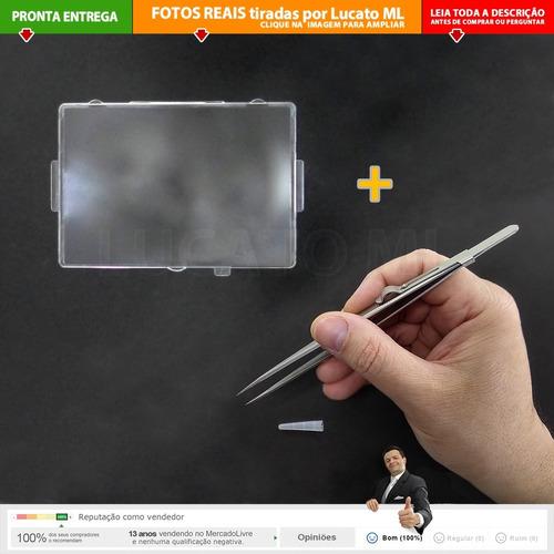 fresnel p/ canon 5d mark iv despolido tela foco + pinça | np