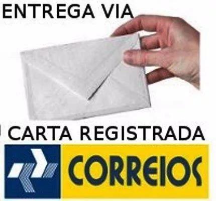 frete - carta registrada
