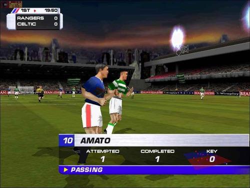 frete grátis ! actua soccer futebol | pc mídia física origin