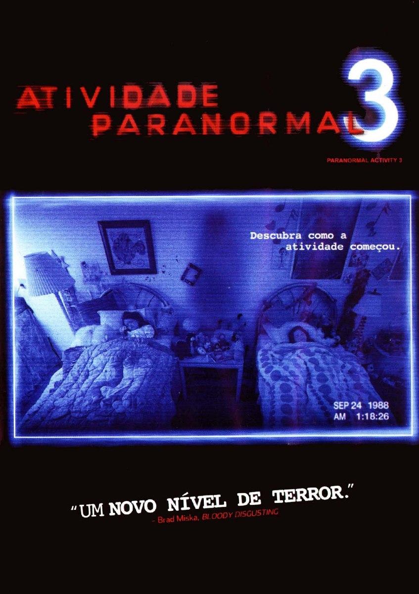 Resultado de imagem para Atividade Paranormal 3