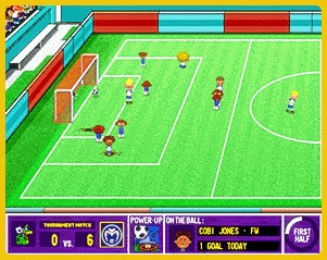 Frete Grátis ! Backyard Soccer | Pc Mídia Física Original La