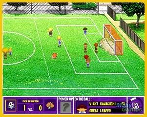 frete grátis ! backyard soccer   pc mídia física original la