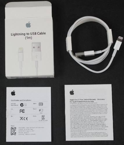 **frete gratis** cabo dados apple original iphone 5 5c 5s 6