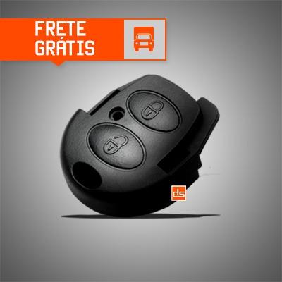 frete grátis - capa chave volkswagem - fox/spacefox/crossfox