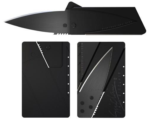 frete grátis cartão canivete credito carteira black friday