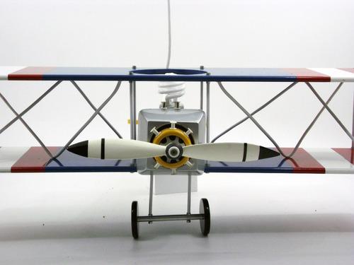 frete grátis design exclusivo luminária avião