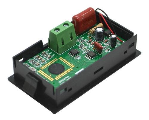 frete grátis - frequencímetro digital 10~199.9hz 80-300v ac