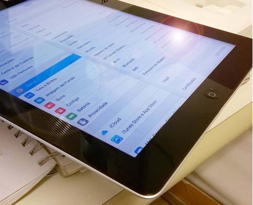 frete gratis ipad 2 64 3g wifi 90 dias garantia tablet apple