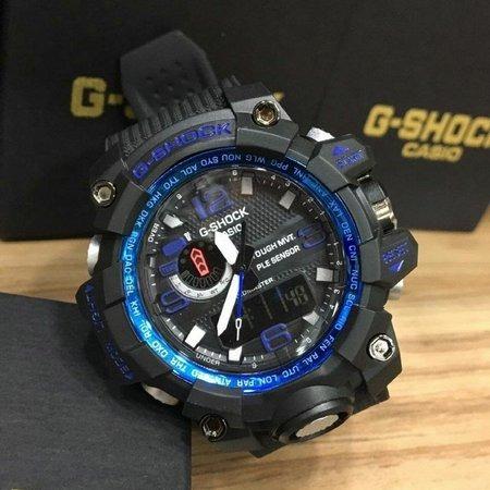 frete grátis kit 2018 c/4 relógios g-shock prova d água
