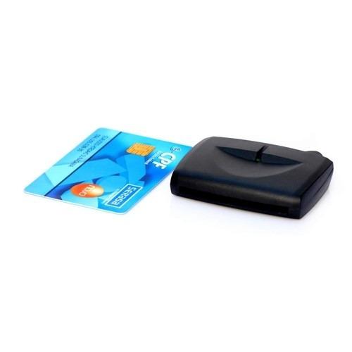 frete grátis leitor gravador smart card certificado digital