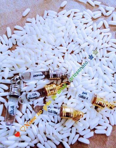 frete grátis nome no grão de arroz cabo frio
