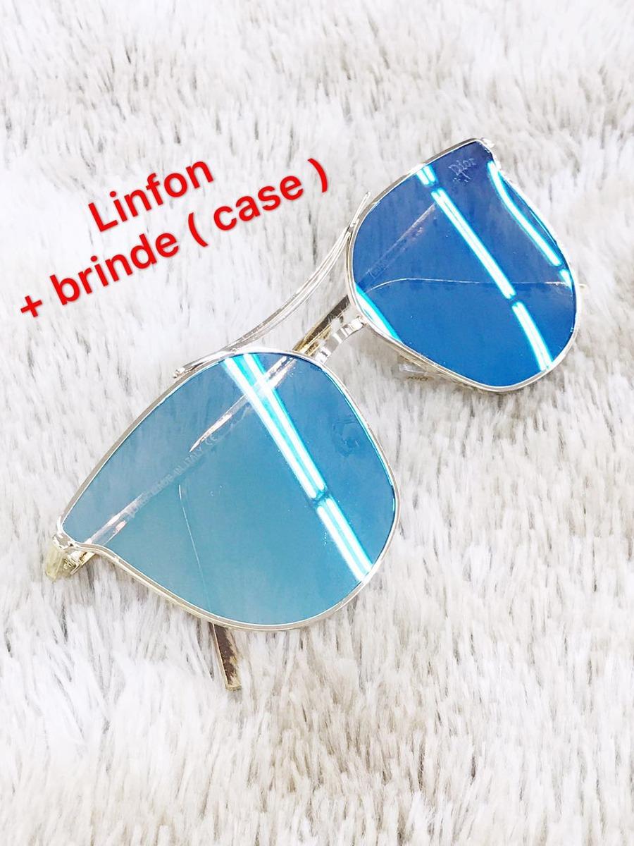 0a7e62de2 frete grátis óculos de sol feminino espelhado gatinho pront. Carregando  zoom.