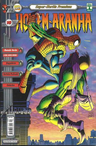 frete grátis - super-heróis premium - homem-aranha 10
