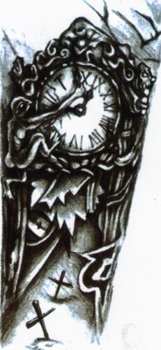 frete grátis * tatuagem temporária * fake tattoo - rf507