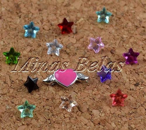 fretegrátis 12 pedras cristal dos signos estrelas do zodíaco