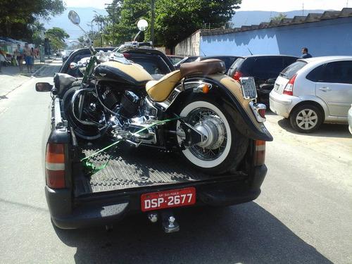fretes e carretos transporte de motos e pequenas mudanças