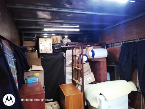 fretes e mudancas caminhão 3/4 baú de 6 metros