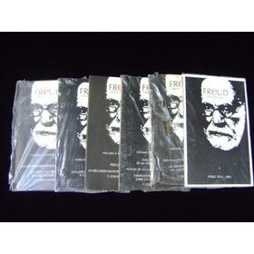 Freud. Editorial Hypamérica. Vol 1, 5, 6, 7, 8 Y Epistolario