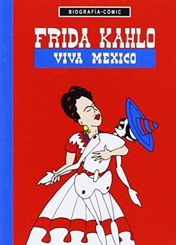 frida kahlo (biografías-cómic); willi blöss