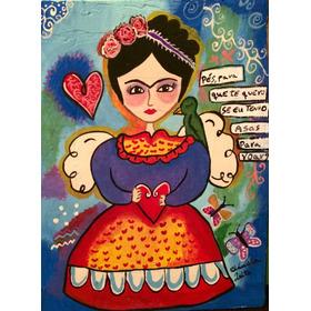Frida Kahlo Pensativa