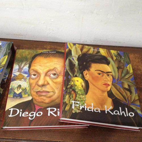 frida kahlo y diego rivera biografía