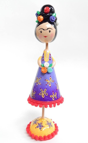 fridas: las muñecas de porcelana que son el top del momento!