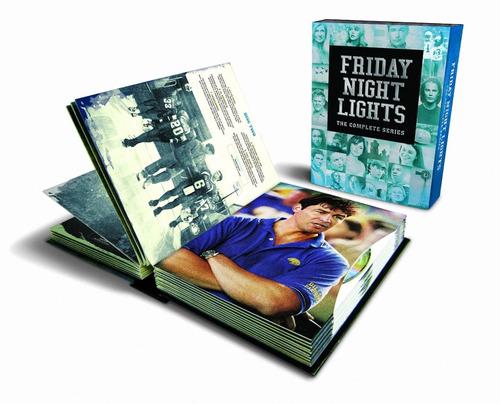friday night lights la coleccion completa 5 temporadas dvd