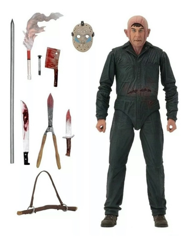 friday the 13th part 5: ultimate roy burns n.e.c.a. neca