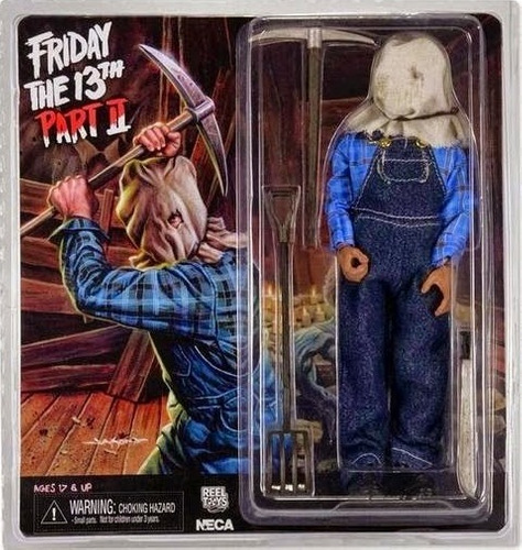 friday the 13th part ii jason voorhees figura neca