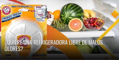 fridge fresh, absorbe olores y conservador para refrigerador