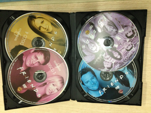 friends - a 9ª temporada completa