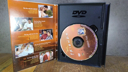 friends dvd the top five episodes season 4 the best of