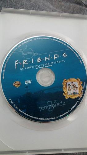 friends - os cinco melhores episódios da terceira temporada