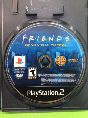 friends ps2