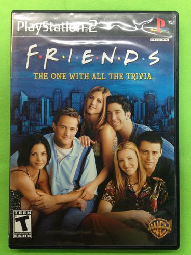 friends ps2 envio gratis