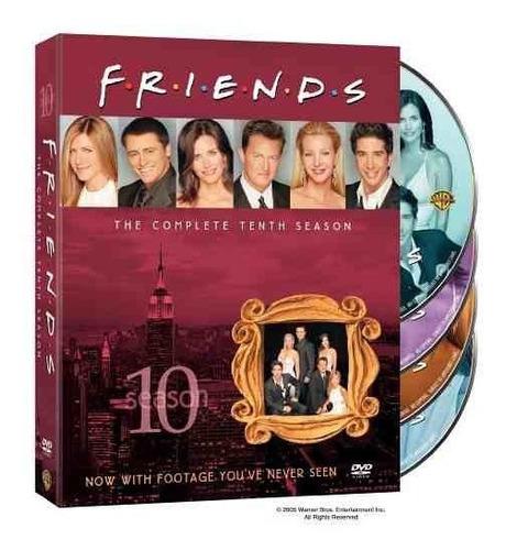 friends - temporadas 1,2,3,4,5,6,7,8,9,10, dvds originales