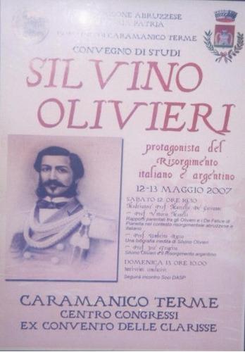 frigerio - epopeya y tragedia del coronel silvino olivieri