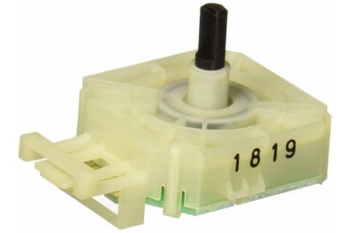 frigidaire 137493400lavandería center ciclo selector swi