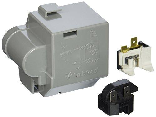 Frigidaire 5304410951 Relé Y Sobrecarga Kit Unidad Frigoríficos Y Congeladores Otros