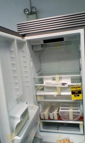 frigidaire con nevera congelador