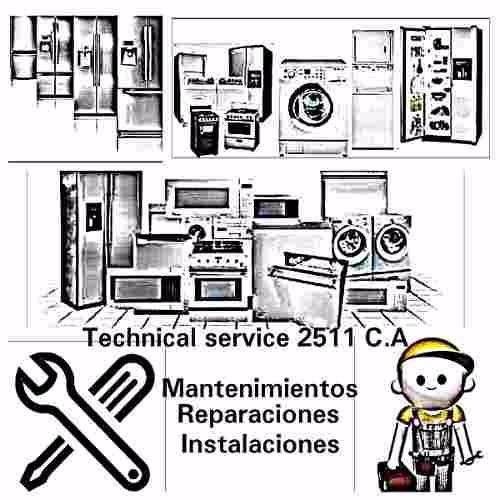 frigidaire servicio técnico autorizado nevera lavadora