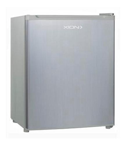 frigo bar 50 lts xion xi-h50slv silver puerta reversible