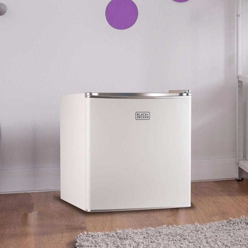 Minibar frigobar color blanco black and decker 4 169 - Dispensador latas nevera ...