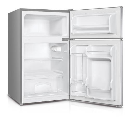 frigobar electrolux frost 2p ertm87g2hqs 112lt inox
